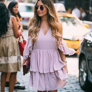 Rebecca Minkoff | Roberta Dress in Lavender | S